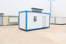 and shipping practical low container houseliving toilet container