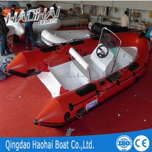 2015 new type RIB fishing boat with motor