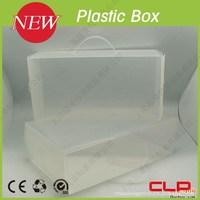 Clear Plastic Shoe Box Wholesale