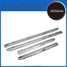 auto professionale in acciaio inox accessorio piastra di protezione paraurti posteriore per Audi Q3 2013 fino