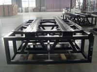 Steel Fabrication CNC machining and Welding