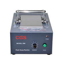 Pre Ink Rubber Stamp Machine for Making Stamps