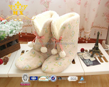 pretty just sheepskin indoor slippers boots