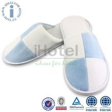 Peluche Velvet Hotel Slippers