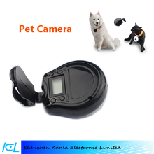 2015 high quality Pet Collar monitoring Camera For Puppy dog cat daily Life recording