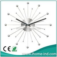 Metal ball wall clock(IH-1803s)