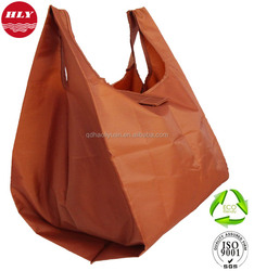 420 DHigh Quality Customized Polyester Foldable Shopping Bags Wholesale