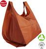 420D High Quality Customized Foldable Shopping Polyethylene Bags Wholesale