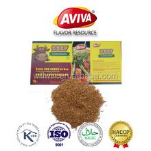 Halal carne caldo Bouillon polvo mezclado especias [ AVIVA polvo ]