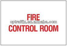 PP Safety Signs Fire Sign Fire CUSTOMIZE Control Room