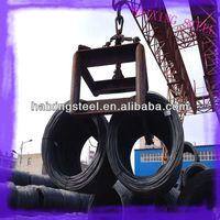 hot rolled high tensile wire rod in coil