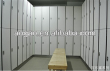 aogao school compact 2 door locker