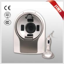 2013 New lady Skin Analyzer and moisture meter beauty machine
