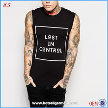 Men fashion wholesale price black wholesale men tank tops men jersey top pictures of long skirts and tops
