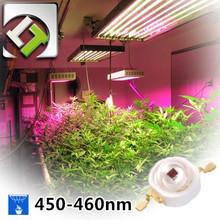 Taiwan Luster High Quality K1 3W Plant Grow Lights Blue 450nm 460nm LED