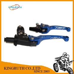 Foldback Bi Fold Brake & Clutch Levers 125cc 140cc 150cc 160cc Dirt Bike