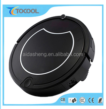 New arrival battery operated intelligent robot vacuum cleaner TC-450