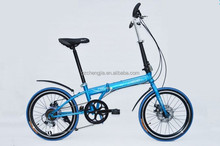Top cycle direct factory supply 20inch best folding bike