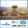 XLTD-601 indoor led outdoor floor light plastic material plinth light step light kit series