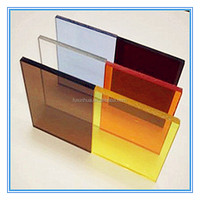 premium quality exhibition fair acrylic display sheet