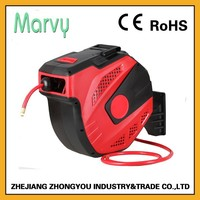 Auto Roll-up Flexible Air Hose Reel customized expandable hose