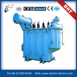220kv,three phase two winding,non-excitation-tap-changing power transformer