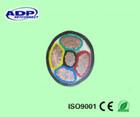 impermeável cabo de alimentação elétrica submarina cabo made in china