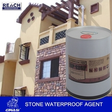 WP1357 Nano Waterproof Sealer Coating Material for marble plant weather and chemical resistance