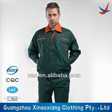 oficial de seguridad de los trabajadores uniformes para la venta