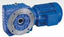 JMSAF S Series helical-worm geared motor,gearbox