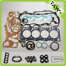 High quality full gasket set used for TOYOTA 2L diesel engine for sale