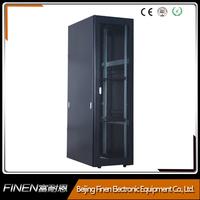 Nine fold 19'' rack 42u networking data center server rack