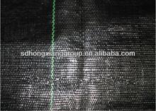 2*50m black resistance UV 100% virgin pp weed mat manufacturers