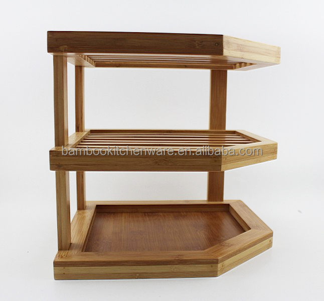 Keuken hoek planken - Plank keuken opslag ...