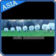 Play on grass inflatable bumper ball, Big discount bumper ball