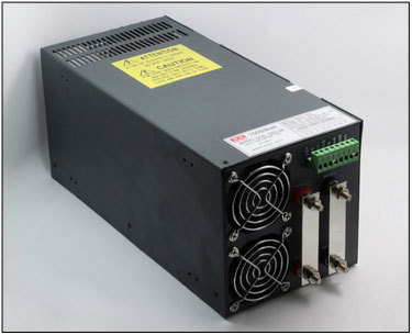 110/230VAC Input by switch 24v power supply 1200w switching power supply