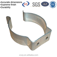 Custom aluminum mounting bracket