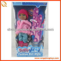 14 inch ski princess baby dolls DO0649027-2
