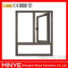 Australia standards AS2047& AS2208 aluminium window / aluminum casement windows