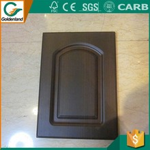 High quality pvc kitchen cabinet door of china /cheap pvc cabinet door