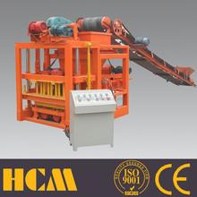 Algeria Nigeria Columbia hot sale product!!Nile concrete block making machine nQTJ4-26C cheap price high quality