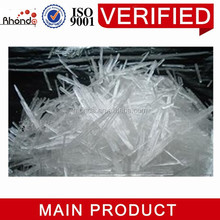 We can supply free sample for your test halal Menthol crystal