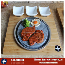 Lava Stone Steak Grill