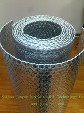 aluminum foil coated PE bubble heat and thermal insulation materials for roof wall and floor high quality