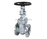 Out screw and yoke WCB gate valve