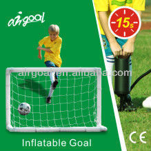 size 5 football (Portable & Inflatable Soccer Goal)