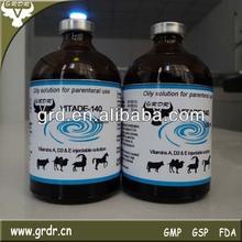 Vitamin AD3E injection