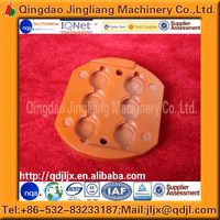 custom aluminium machining/plastic mold/prototyping service