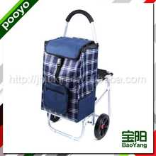juxin two wheel luggage trolley container house shanghai