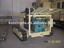 Hidráulico de perforación minera& las plataformas de perforación de la máquina( kqg120yl)